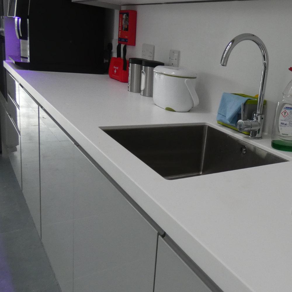 Corian Kitchen Countertops UK