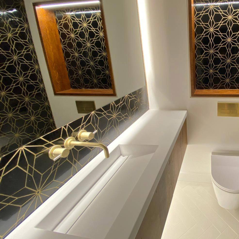 Corian Worktops for Bathrooms